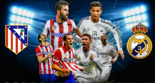 PREDIKSI LAGA BIG MATCH ANTARA REAL MADRID VS ATLETICO MADRID 8 APRIL 2018