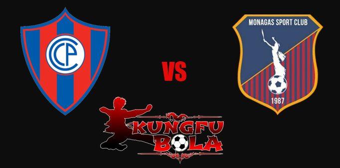 Cerro Porteno vs Monagas SC