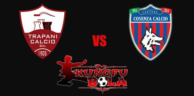 Trapani Calcio vs Cosenza Calcio